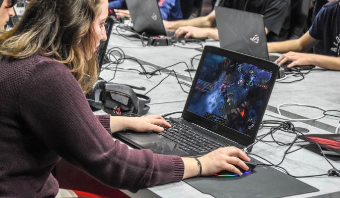 Компьютерные игры снижают риск развития слабоумия