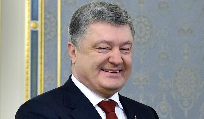Набитые карманы Порошенко взбудоражили украинцев