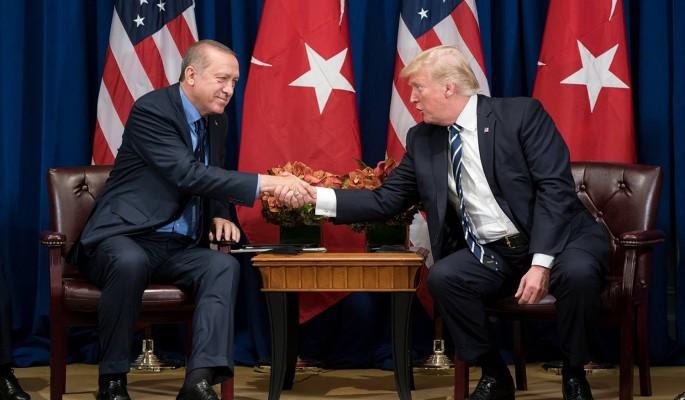 Эрдоган пригрозил Трампу звонком Путину