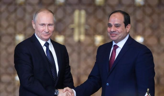 Путин готов отпустить россиян в Египет