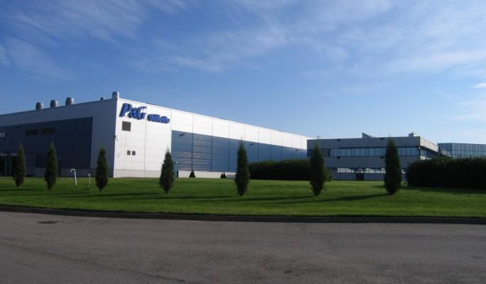 Завод P&G в Санкт-Петербурге перешел на безотходное производство