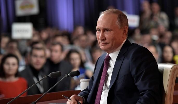 Провокация Цымбалюка поразила Путина