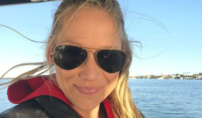 Новые подробности тайной беременности Анны Курниковой