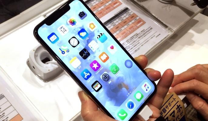 iPhone X потерпел поражение в России
