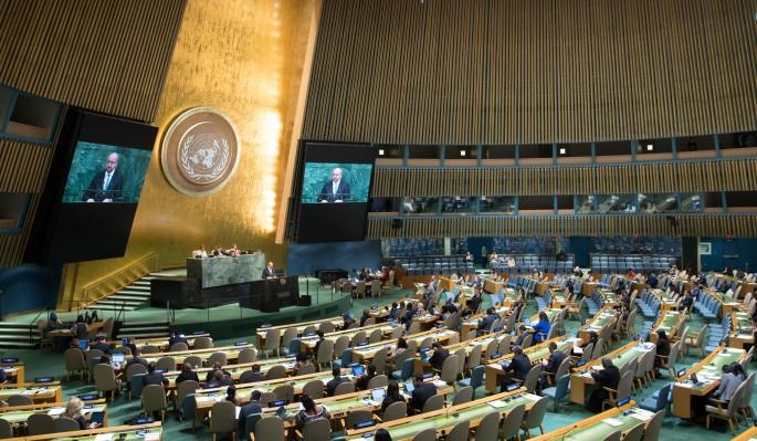 Кто подло предал Россию в ООН