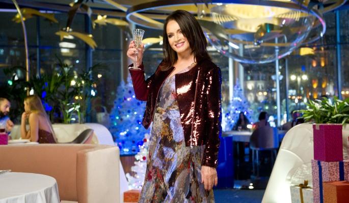 Украинские звезды оккупировали российский новогодний огонек