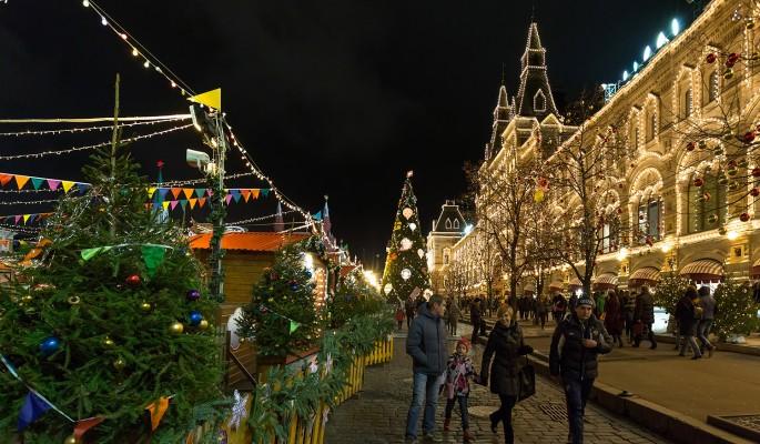 Какая погода ждет москвичей на Новый год