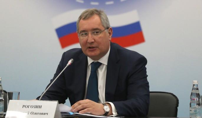 """Рогозин назвал руководство """"Роскосмоса"""" проедающей бюджет шелупонью"""