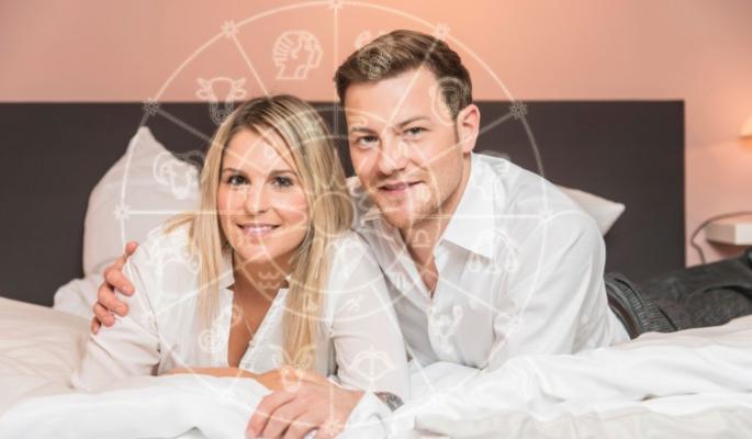 Любовный гороскоп на январь 2018 года