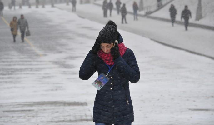Москвичей ждут суровые морозы