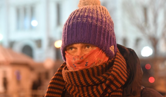 На Россию надвигаются 60-градусные морозы