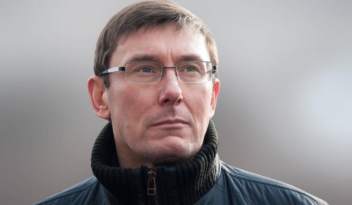Генпрокурор Украины расцеловал станцевавшую с ним овчарку