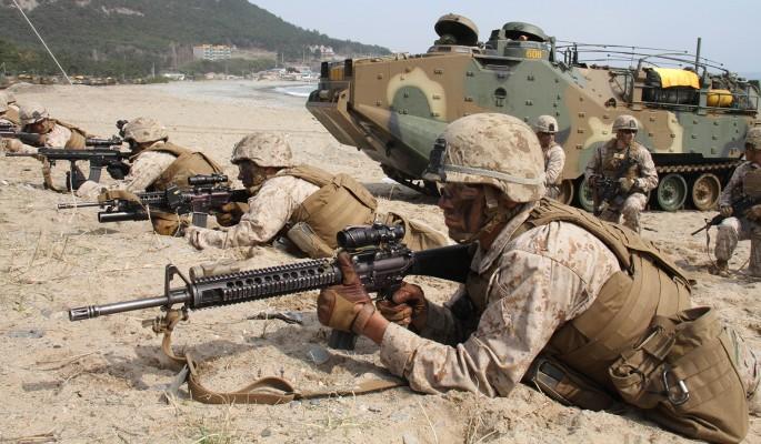 США готовят в Корее кровавую бойню