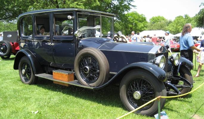 Авто императора Николая II продают за 278 миллионов