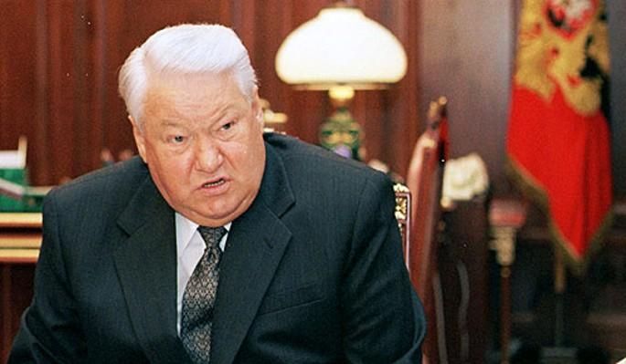 Страшные тайны: Борис Ельцин