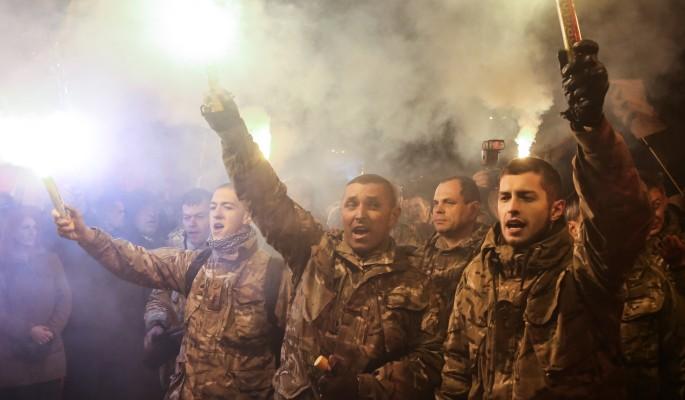 На Украине готовится нацистский переворот
