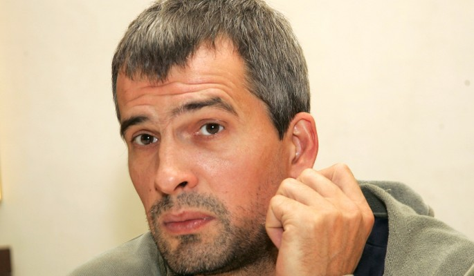 52-летний актер Разбегаев ждет дочь