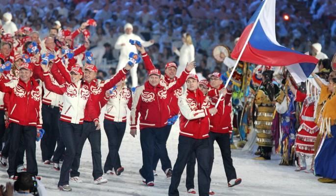 Россияне отказались участвовать в открытии Олимпиады