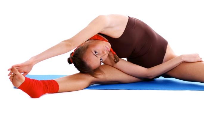 Получаю оргазм от физических упражнений