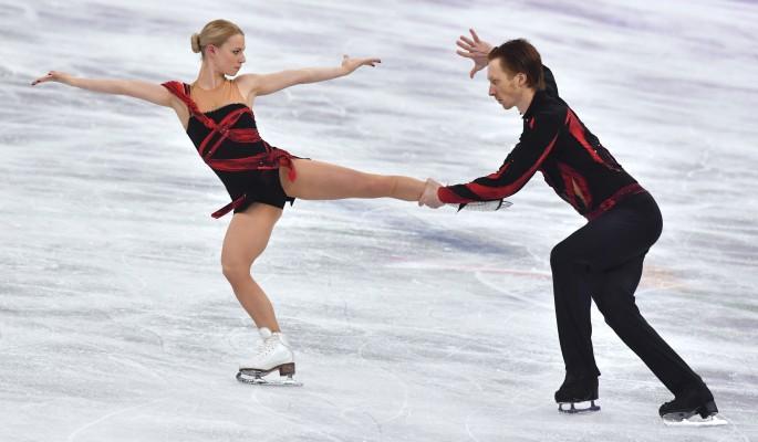 Мимо медалей: у Тарасовой случилась истерика из-за падения на Олимпиаде
