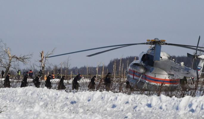 Пилотов-недоучек гонят из авиации после крушения Ан-148