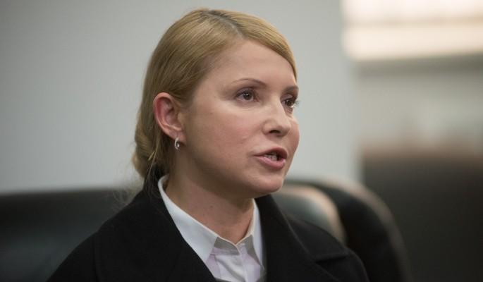 Зачем Тимошенко ввязывается в войну в Донбассе