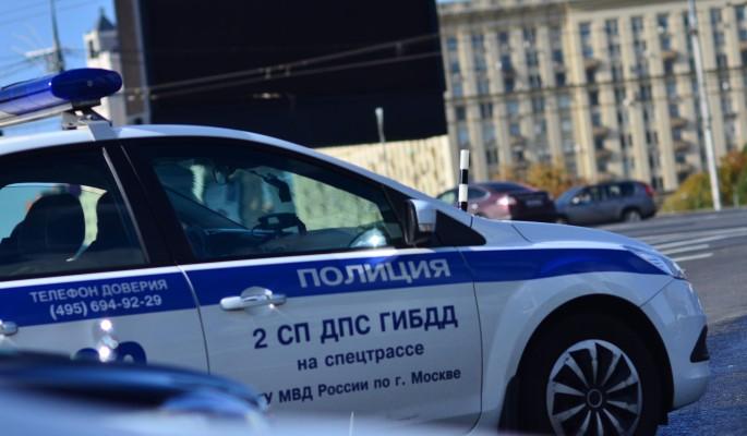 Ограбление инкассаторов в Москве попало на видео