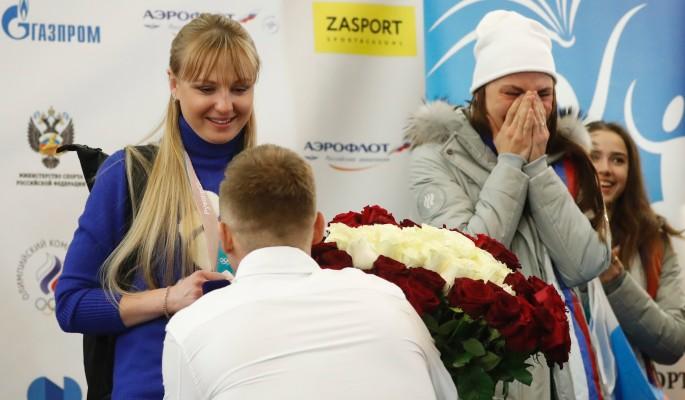 Российских лыжниц довели до слез после возвращения с Олимпиады