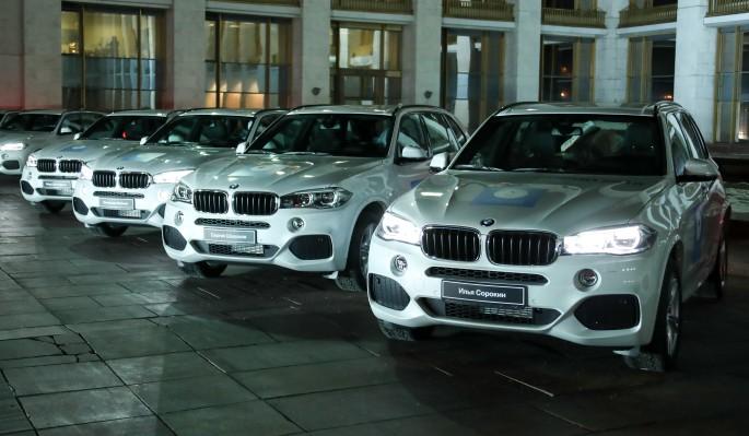 Почему олимпийские чемпионы остались без BMW X6