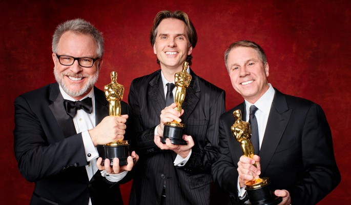 """Призерам """"Оскара"""" подарили прокладки для подмышек"""