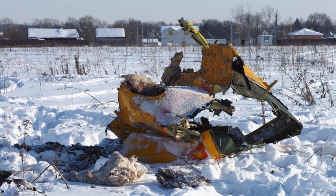 Опубликован последний разговор пилотов за секунды до крушения Ан-148