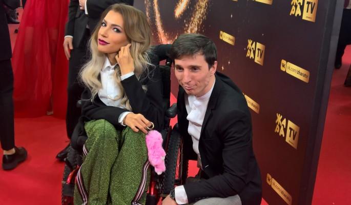 Юлия Самойлова заинтриговала молчанием перед