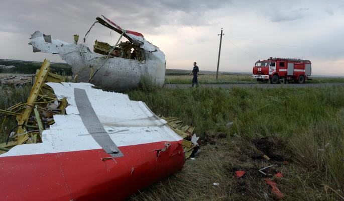 Запад поменял мнение о роли России в гибели Boeing MH17