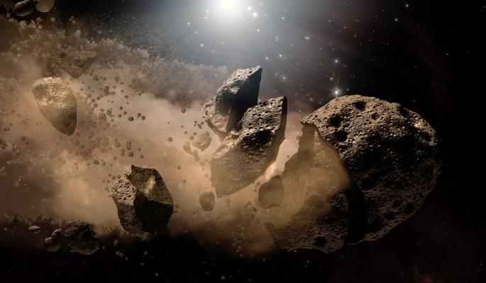 Россия придумала защиту от метеоритов