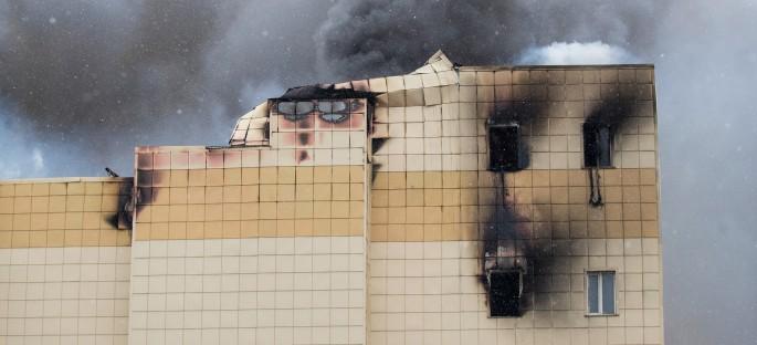 Россиян заранее предупреждали о трагедии в Кемерово
