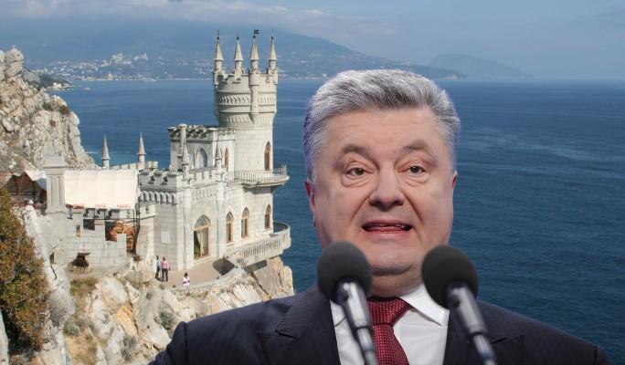 Украина объявила о начале возврата Крыма