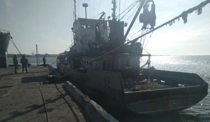Пограничники проморгали: как украинские пираты захватили российское судно