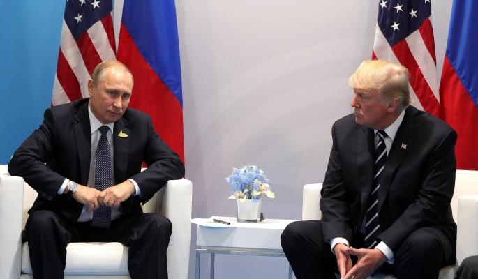 "Трамп тайком нагадил во ""владениях"" Путина"