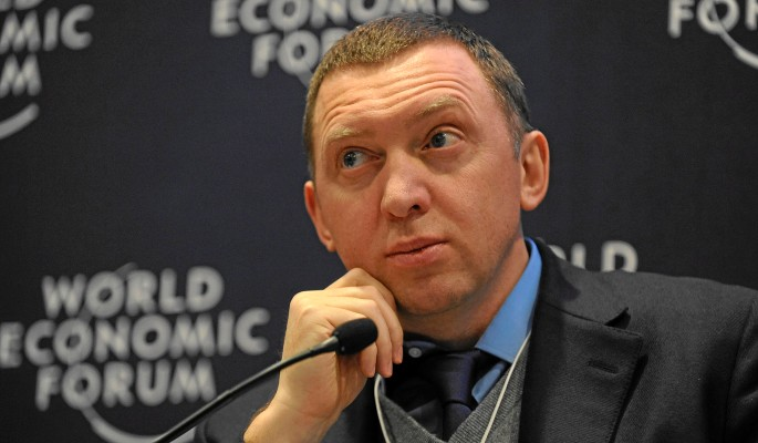 Тонущего миллиардера Дерипаску бросил партнер