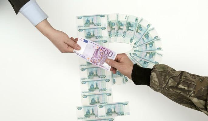 Москвичка потеряла миллион из-за обвала курса рубля
