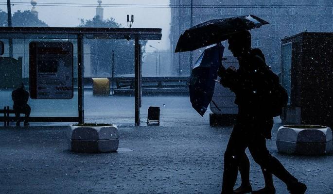 Приготовиться к потопу: москвичей ждут ливни и грозы