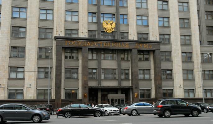 Госдума рассмотрит законопроект о контрсанкциях в мае