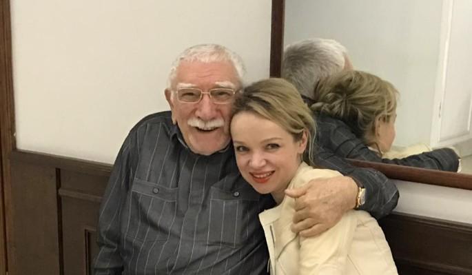 Цымбалюк-Романовская обвинила Джигарханяна в мошенничестве