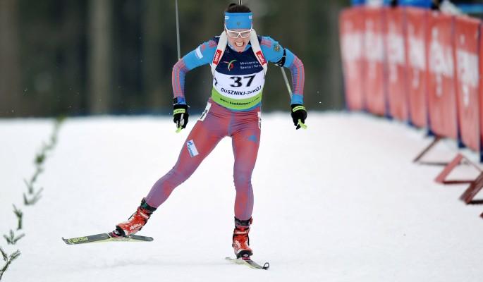 Олимпийская чемпионка Слепцова родила сына