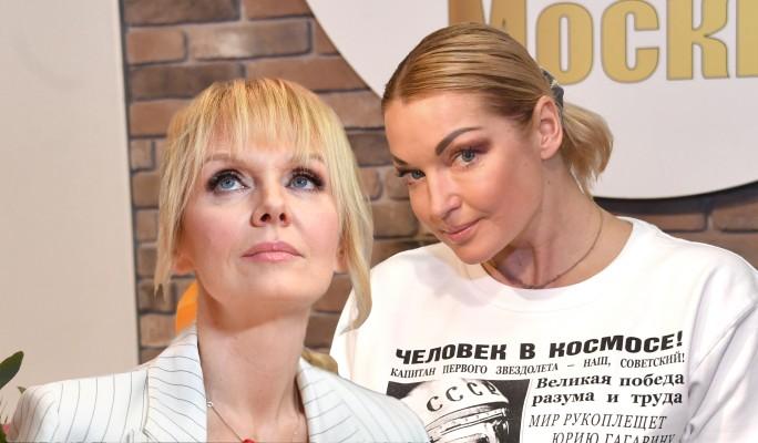 Валерия простила грубиянку Волочкову