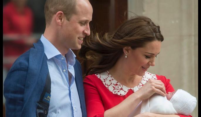 Новорожденному сыну Кейт Миддлтон отрезали 10-сантиметровый конец