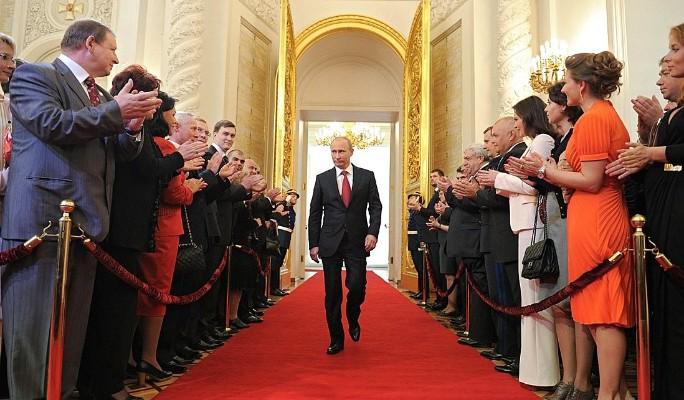 Особенности инаугурации президента России