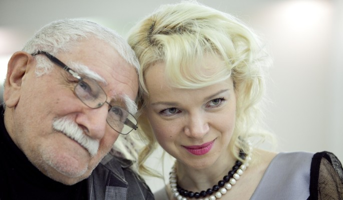 История любви Джигарханяна и Цымбалюк-Романовской оказалась плодом больной фантазии