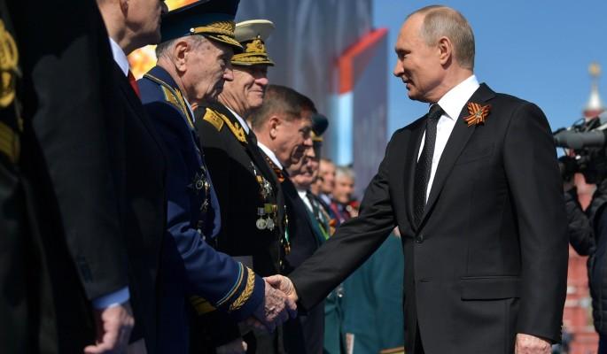 Сильный поступок: Путин почтил ветерана после казуса с охраной