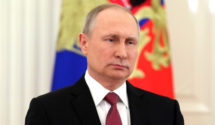 Путин отчитал охрану за инцидент с ветераном